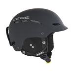+ Taille : 55-58cm - Casque de ski Cébé - Dusk - Black grey