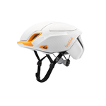 Casque Cyclisme - The One Road Premium - White/Orange