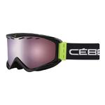+ Masque de ski Cébé - Infinity OTG  CBG70 - Dark Rose Flash Mirror - Cat.3