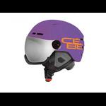 PO - Casque de ski Cébé - Fireball - Violet - Cat.3 + Cat.1