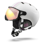 Casque Julbo - Sphère - Blanc - Zébra Light Red Cat.1 à 3