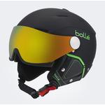 Casque de ski Bollé - Backline Visor Premium - Cat.2 + Cat.1