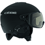 + Casque de ski Cébé - Element Visor - Noir - Variochrom Cat.1 à 3