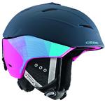Casque de ski Cébé - Atmosphere 2.0 - Bleu mat et rose