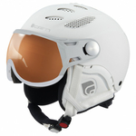 + Taille 60 à 62cm - Casque de ski Cosmos Chromax  - Cat.3 Polarisé