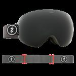 Masque de ski Electric - EG3 - EG1217200B-JBLK