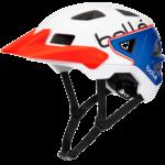 Casque Cyclisme Bollé - TRACKDOWN - Tricolor