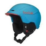 Casque de ski Bollé - Instinct - Bleu et Rouge