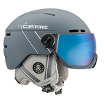 Casque de ski Cébé - Fireball - Ciment - Cat.3 + Cat.1