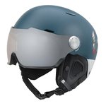 Casque de ski Bollé - Might Visor Premium - Photochromique Cat.1 à 2
