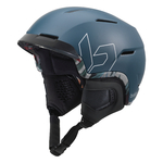 + Taille 55-59cm - Casque de ski Bollé - Motive - Bleu Hawaii