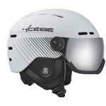 Casque de ski Cébé - Fireball - Blanc - Cat.3 + Cat.1