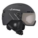 Casque de ski Cébé - Fireball - Noir - Cat.1 à 3