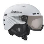 Casque de ski Cébé - Fireball - Blanc - Cat.1 à 3
