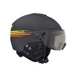 Casque de ski Cébé - Element Visor - Noir Racing - Variochrom Cat.1 à 3