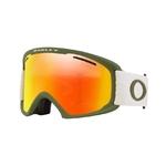 Masque Oakley - O Frame 2.0 XL - OO7112-08 - Fire Iridium + Persimmon