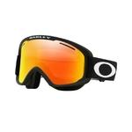 Masque Oakley - O Frame 2.0 XM - OO7113-01 - Fire Iridium + Persimmon