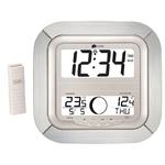 Horloge - WS8418 - Argent
