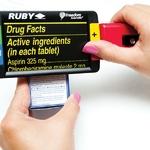 """Loupe électronique - Ruby 4.3"""""""