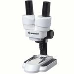 Stéréo microscope 20x-50x double éclairage LED - Bresser