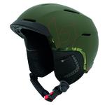 + Taille 55-59cm - Casque de ski Bollé - Motive - Vert camo