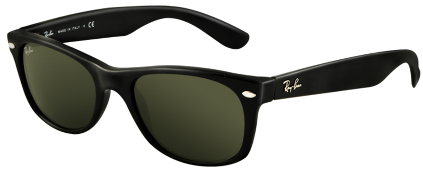 Lunettes Ray-Ban RB2132 901 - Cat.3 57sSPp