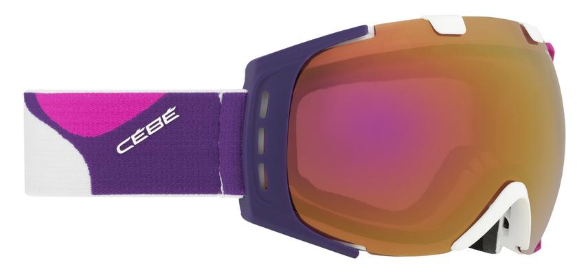 expédition gratuite officiel site officiel Masque de ski Cébé - Origins M CBG87 - Cat.2