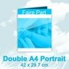 FairePart-Double-A4-Portrait