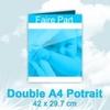 FairePart Double A4 Portrait