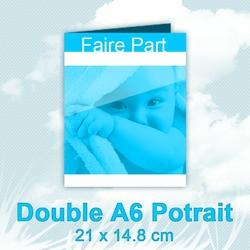 FairePart Double A6 Portrait