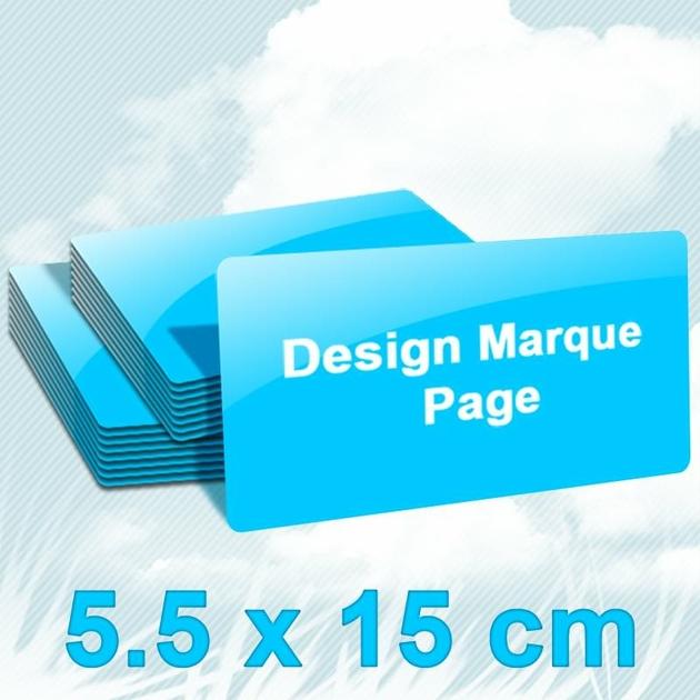 Cartes De Visite Marque Page 300g M2