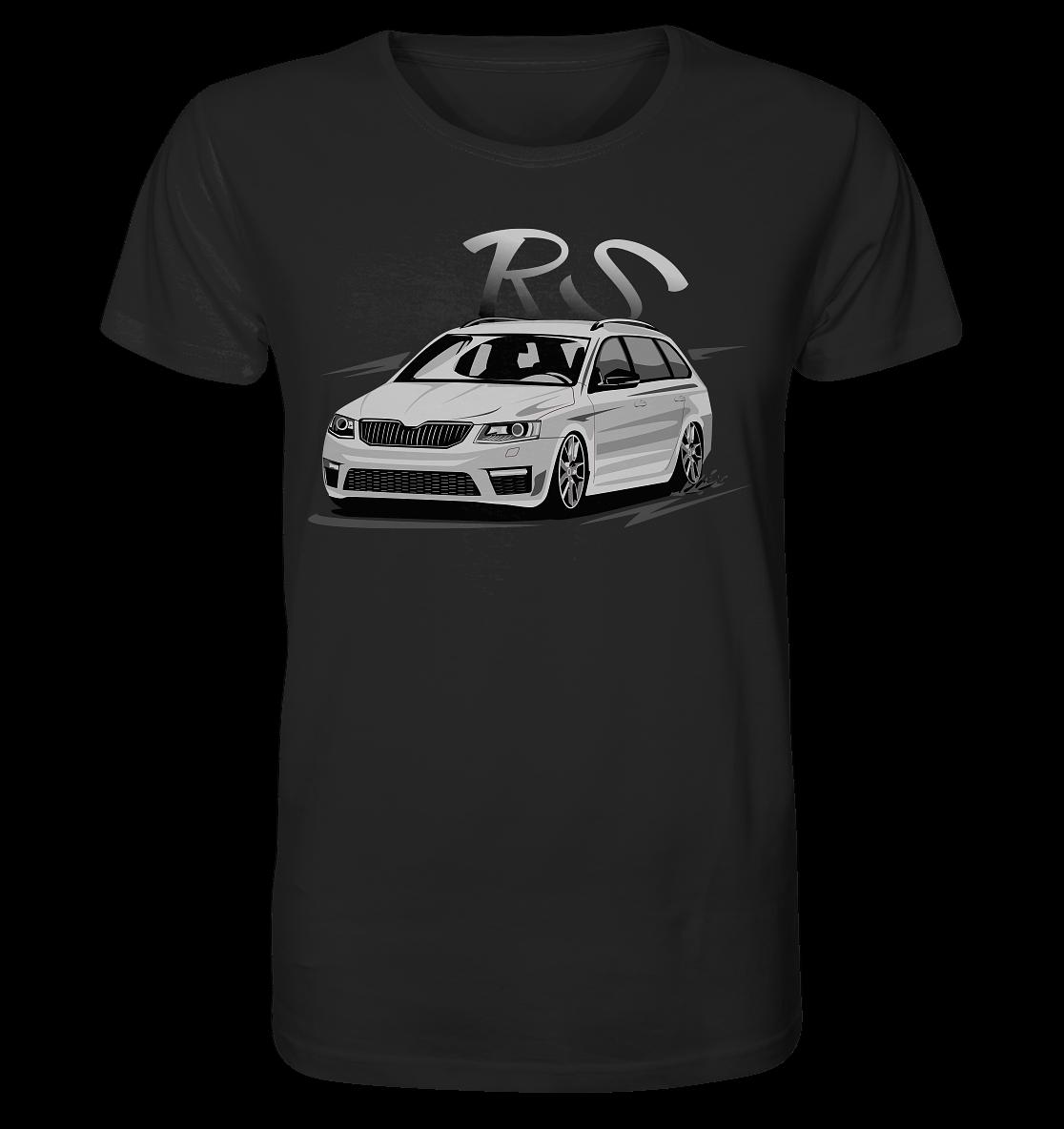 T-shirt Homme Skoda Octavia Combi 3 Rs