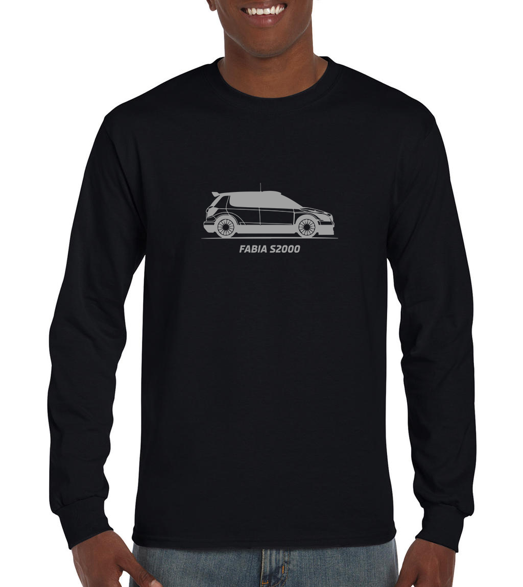 T-shirt manches longues Homme Skoda S2000