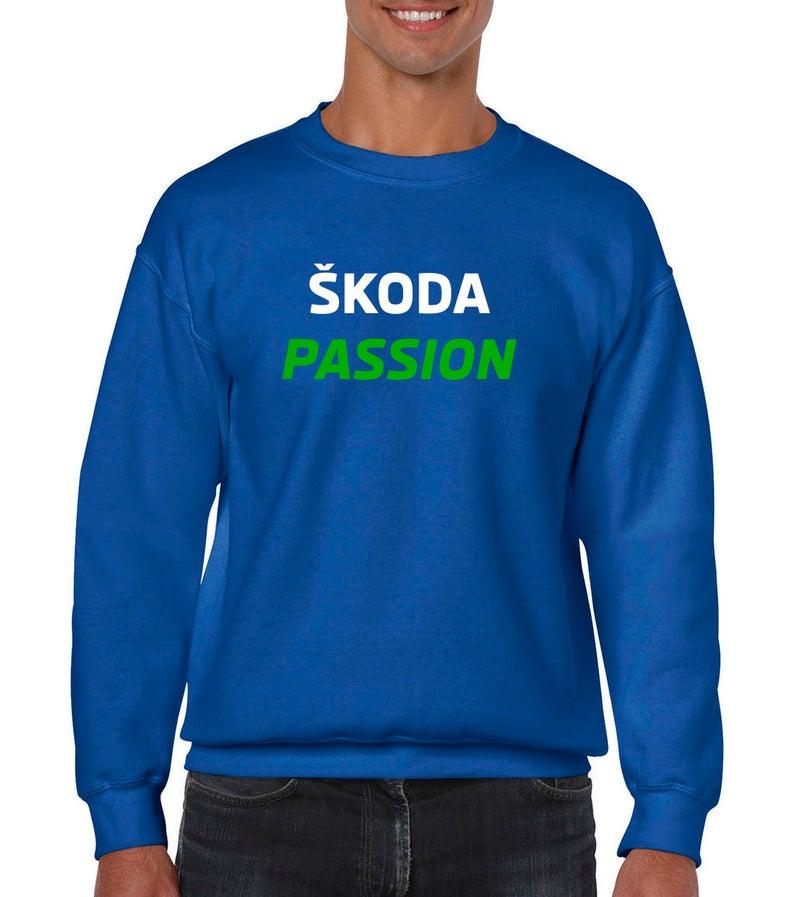 Pull unisexe Skoda Passion