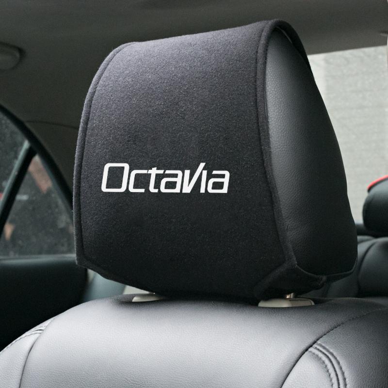 Housse d\'appui-tête pour Skoda Octavia - 1 pièce