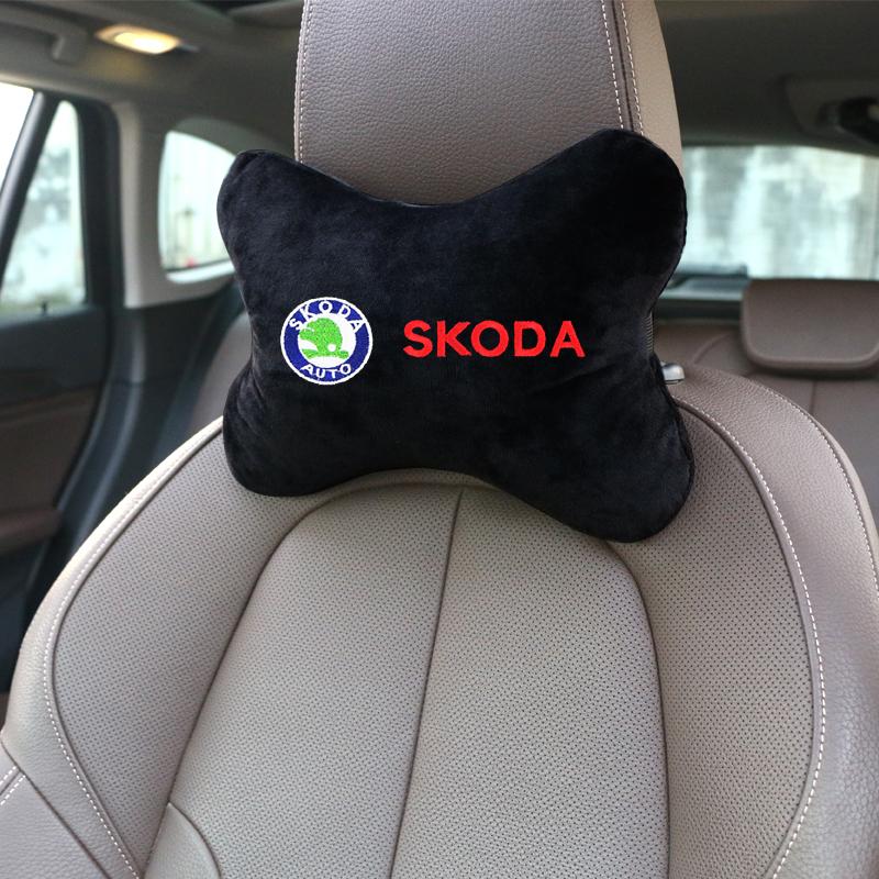 Coussin appuie-tête Skoda