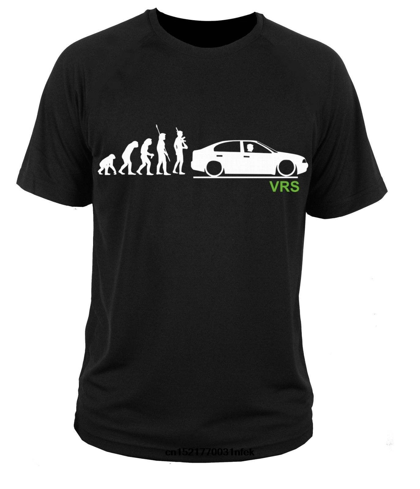 T-shirt Skoda VRS evolution