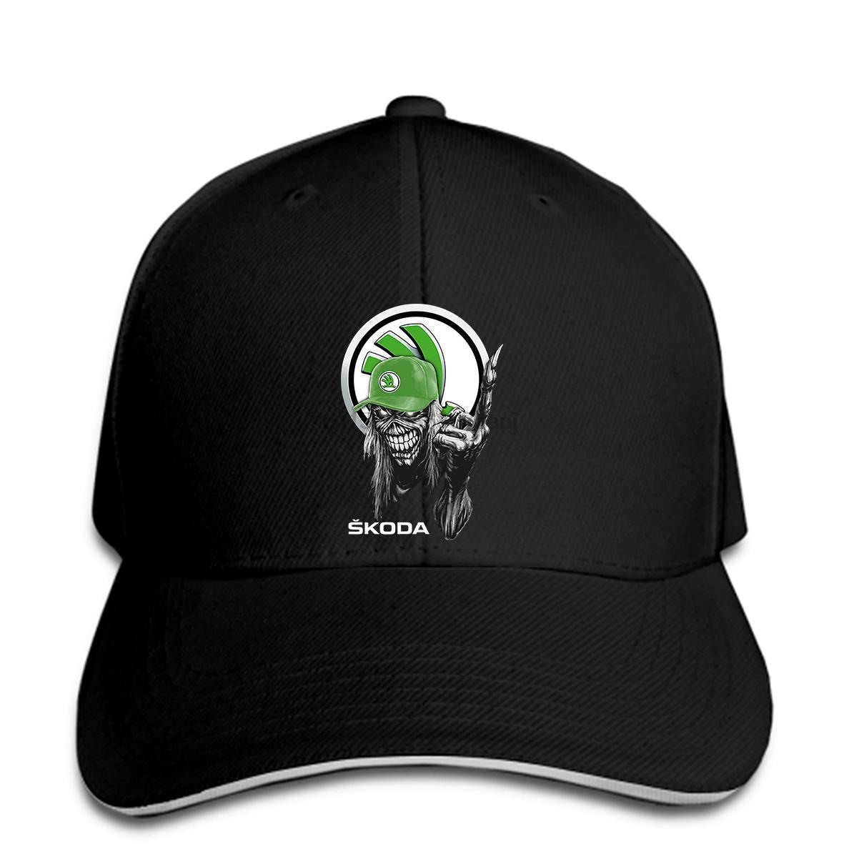 Casquette-Baseball-Skoda-cr-ne-Mans