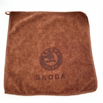 Skoda-Octavia-A5-A7-RS-Fabia-Serviette-de-toilette-propre-pour-le-lavage-de-voiture-en