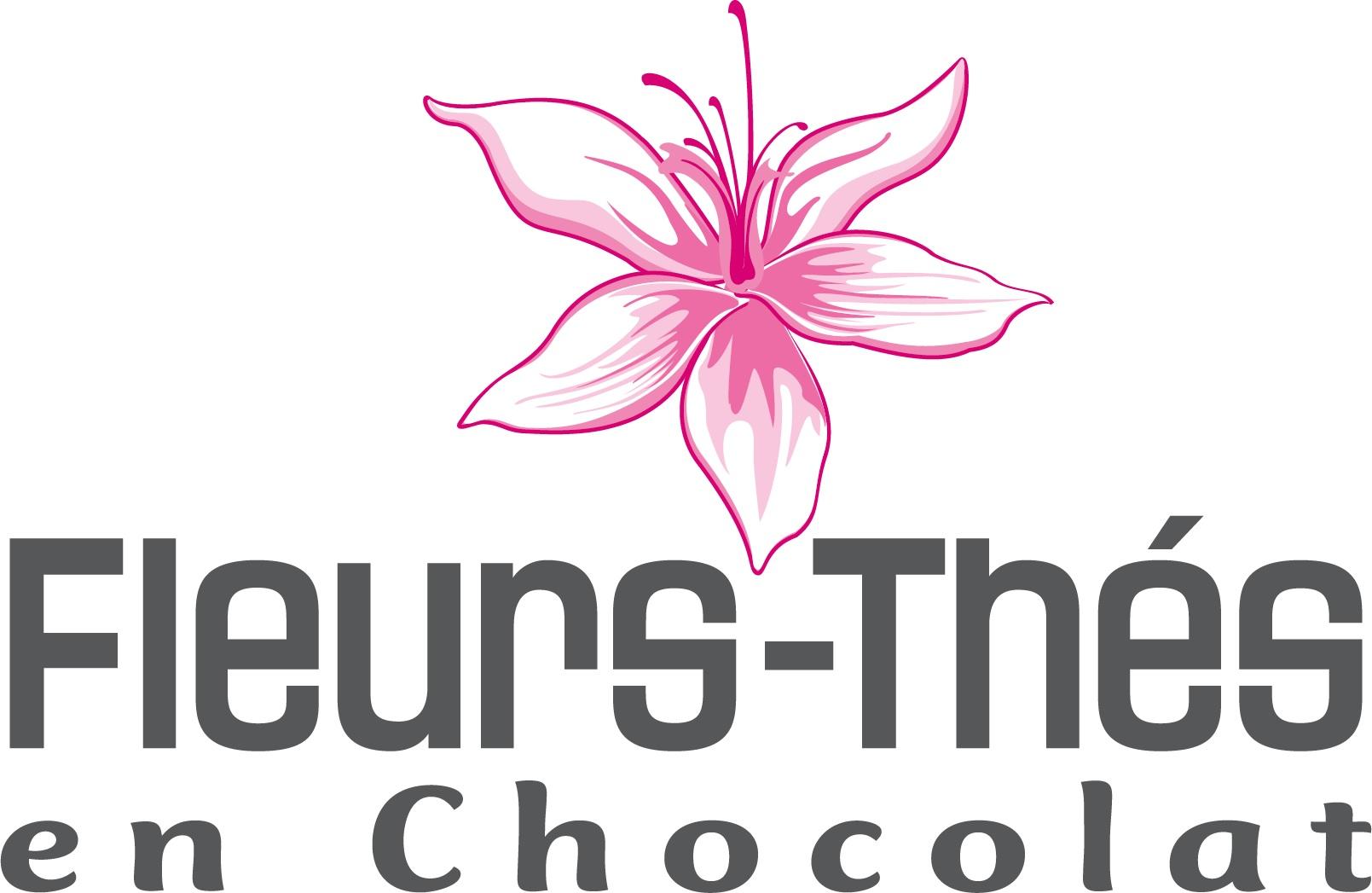 Fleurs-Thés-en-chocolat
