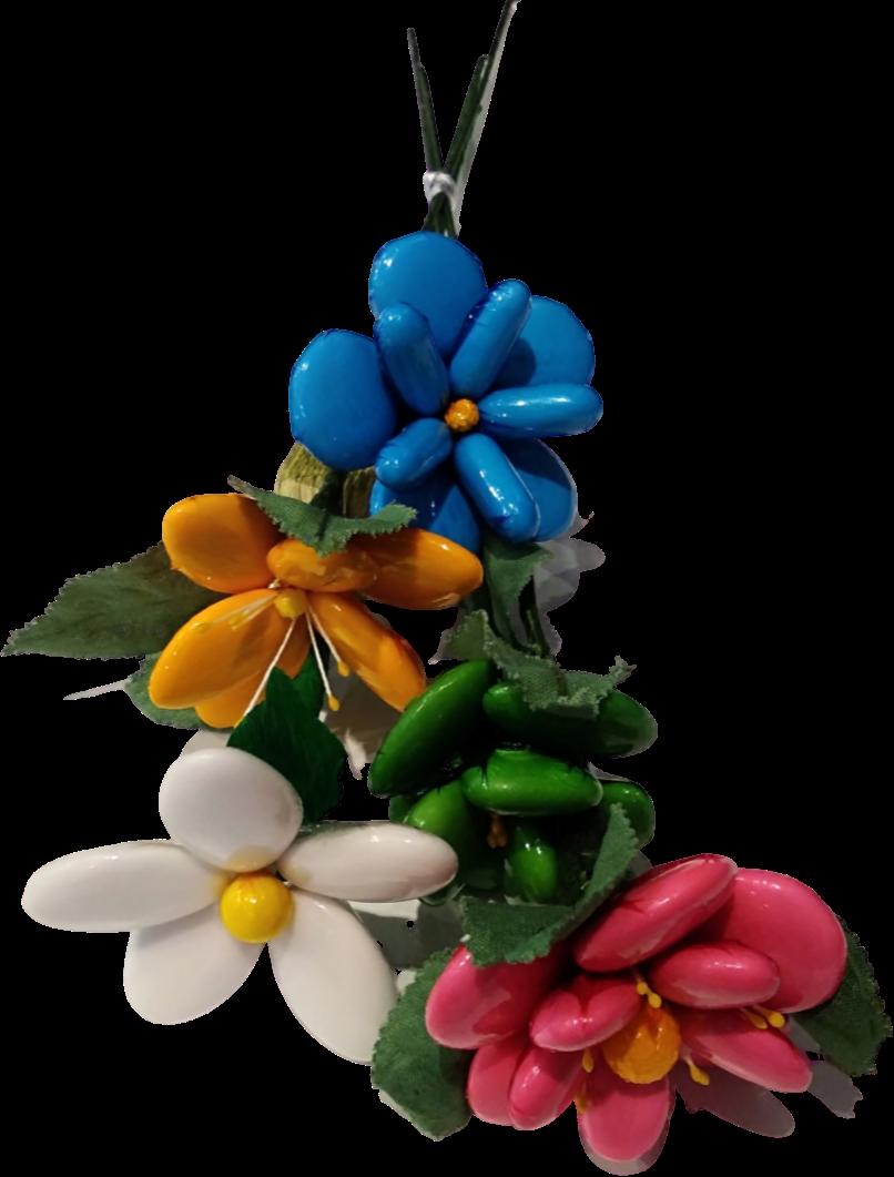 Bouquet estime en dragées chocolat