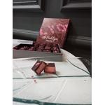 Le Pralilyon®, bonbon de chocolat, spécialité lyonnaise, coupe