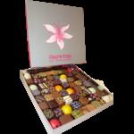 Ecrin de chocolats 570g