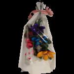Bouquet douceurs chocolats confiseries et dragées chocolat emballe