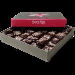 Ecrin La Vaugnerite®, bonbon de chocolat, spécialité des Monts du lyonnais