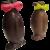 Pingouin chocolat Pâques