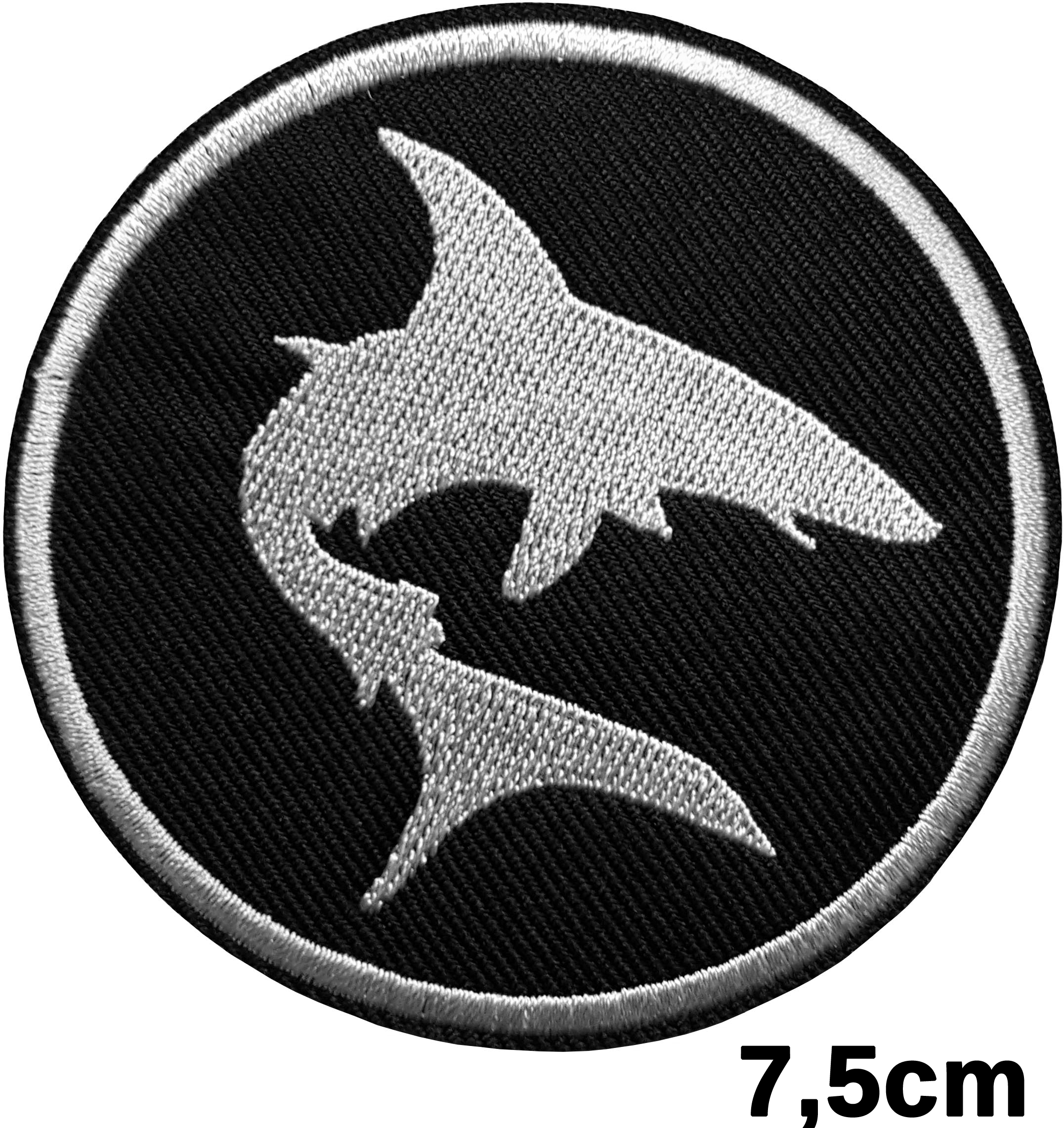 PAT199 - Patch thermocollant requin