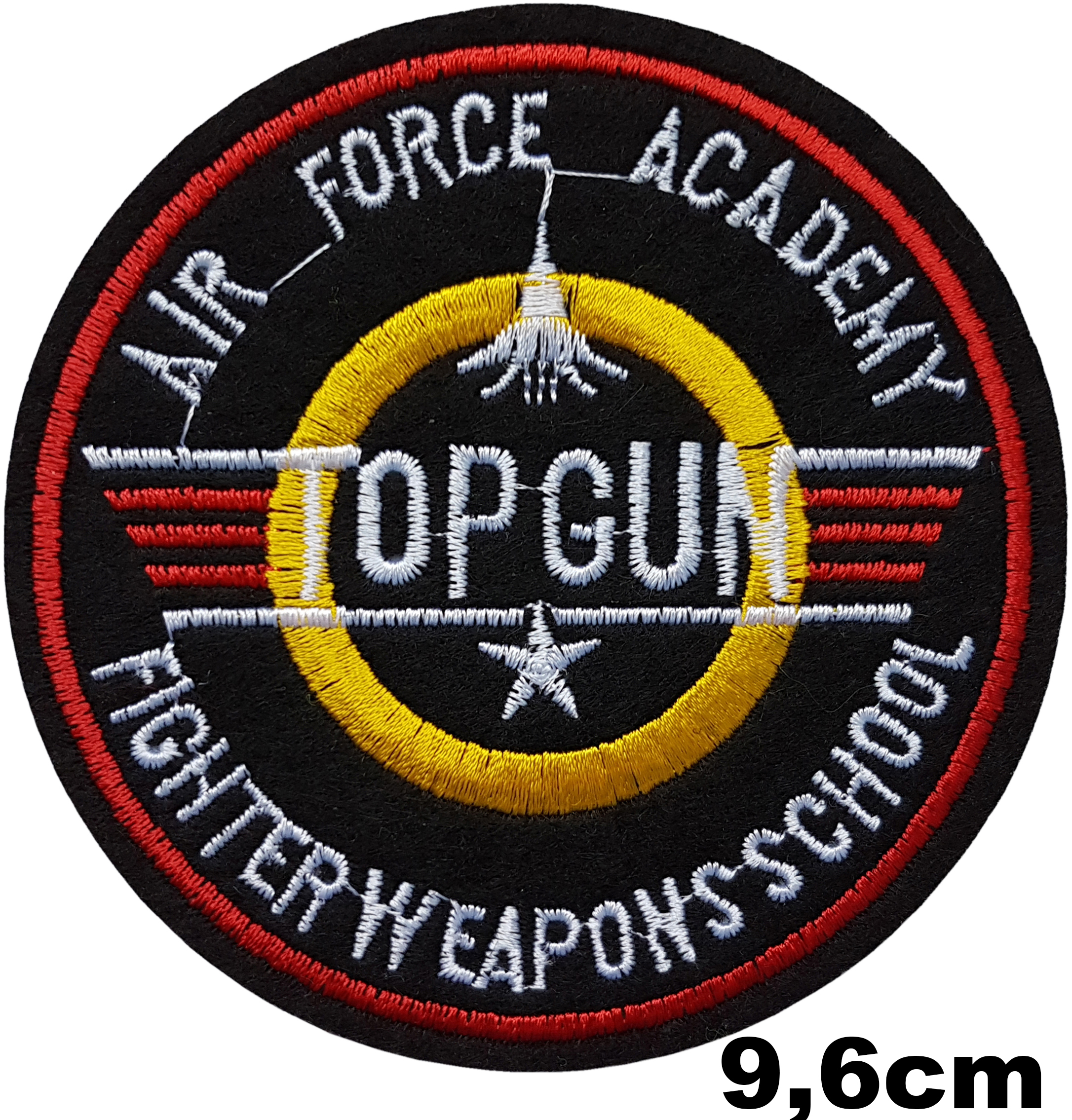 Grand Patch Thermocollant Top Gun Air Force