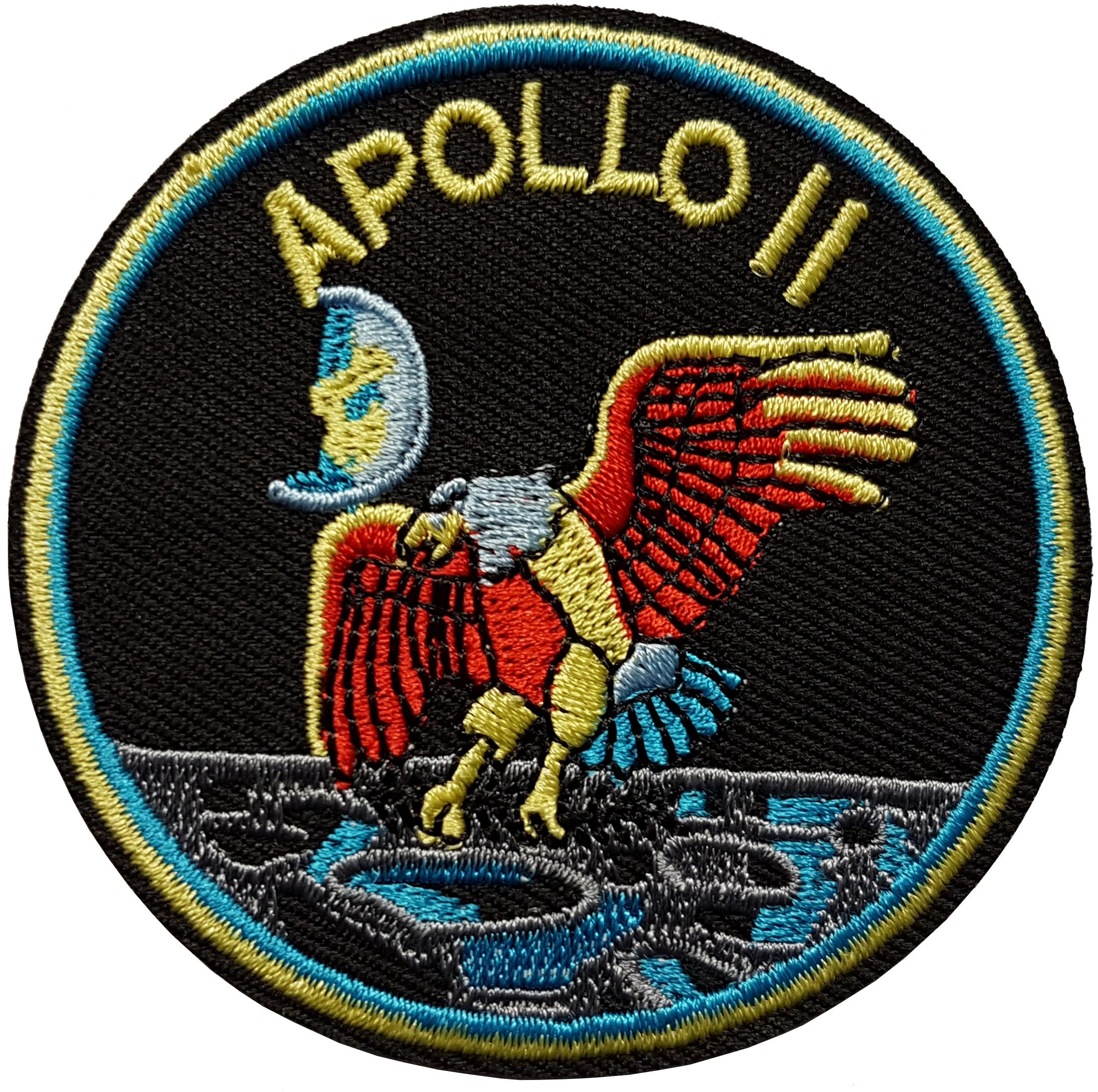 Patch Thermocollant Apollo 2 Aigle NASA