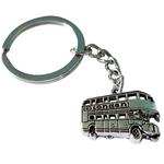 Porte clé métal autobus Londre